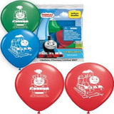 Thomas & Friends Six Balloons 12""