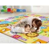 Animals and Numbers Playmat