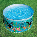Intex 6ftx15inches Ocean Reef Snapset Pool