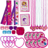 Sofia The First Favor Pack 48 Pcs