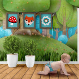Miosolo All-in-one Nappy - Woodland Fox