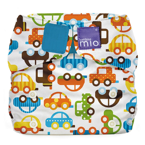Miosolo All-in-one Nappy - Traffic Jam