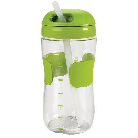 Straw Cup (11 oz.) - Green