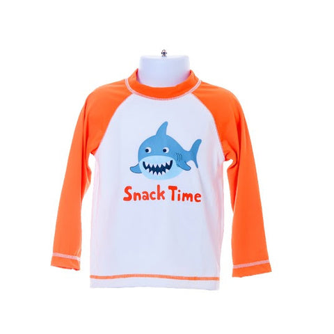 Boy's Gymboree Swimwear Snack Time Top