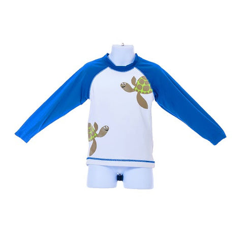 Boy's Gymboree Swimwear Sea Turtle Top