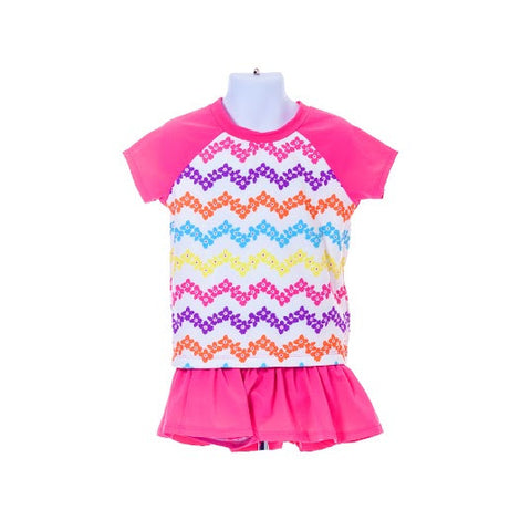 Girl's Gymboree Multi Colour Flower