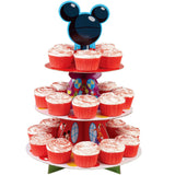 Disney Mickey Mouse Club House Cupcake Stand