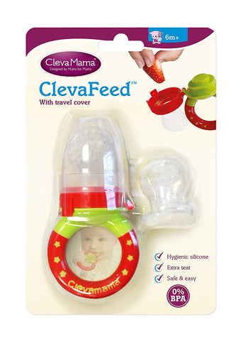 ClevaMama ClevaFeed with Travel cover