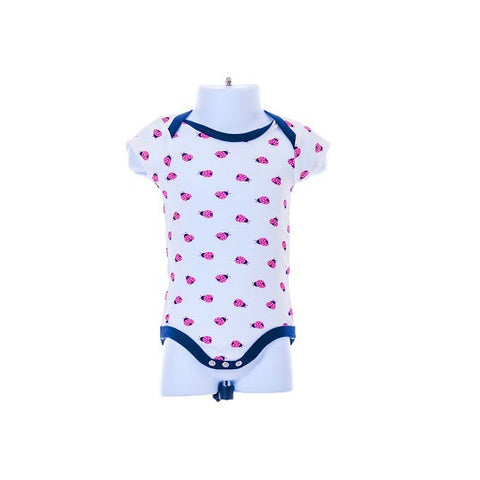 Girl's Luvable Friend's Little Ladybug Bodysuit