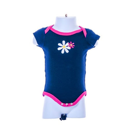Girl's Luvable Friend's Flower Bodysuit
