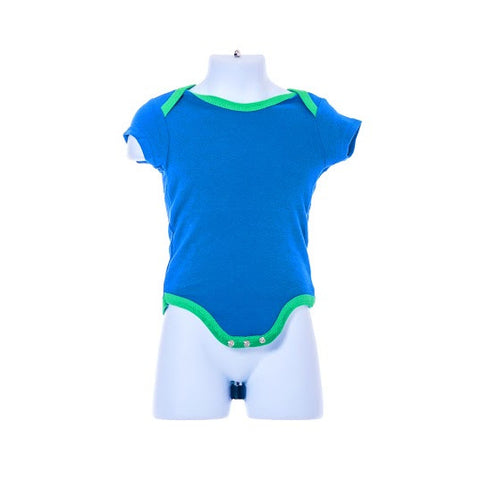 Boy's Luvable Friend's Plain Bodysuit