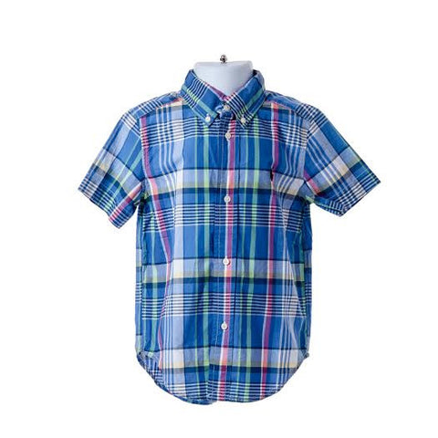 Boy's Ralph Lauren Short Sleeved Shirt