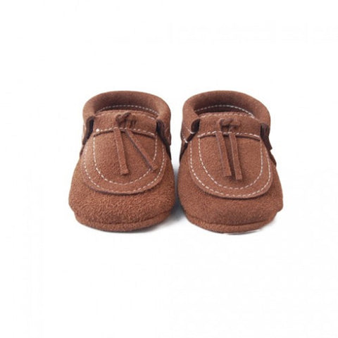 BEBE BUNDO - Brownies - Moccasins