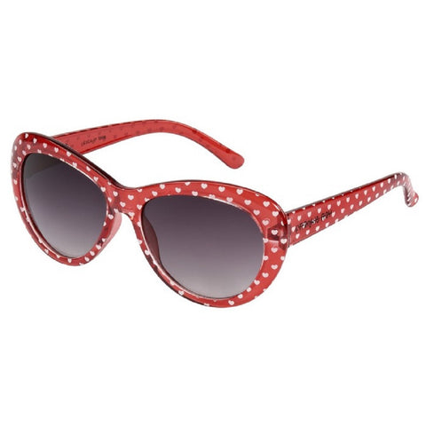 Eyetribe Frankie Ray - Kids 3 years + - Lulu in Love (Red with Hearts)