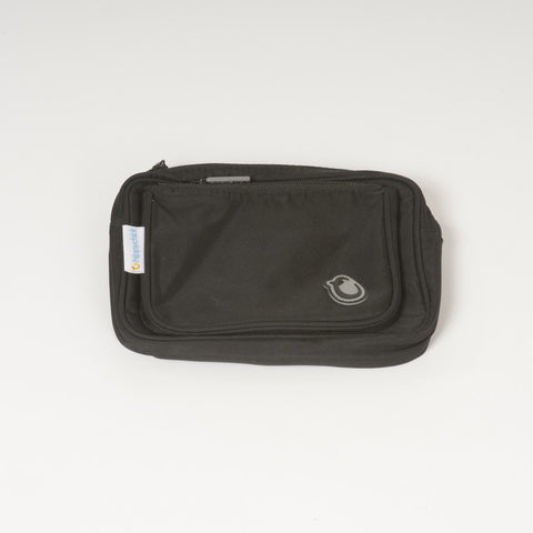 Hippychick Hipseat Pouch - Black