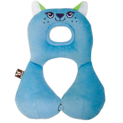 Travel Friends Total Support Headrest - 1-4 years - Cat