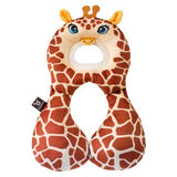 Travel Friends Savannah Line Headrest - 1-4 yrs - Giraffe