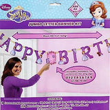 Sofia the First Jumbo Letter Banner Kit