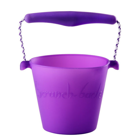 Scrunch-bucket - PurpleK