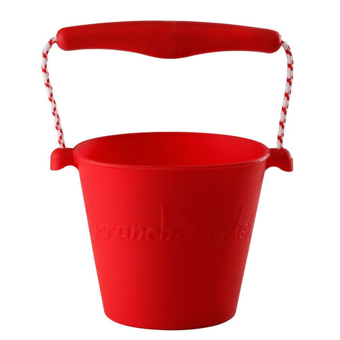 Scrunch-bucket - Red