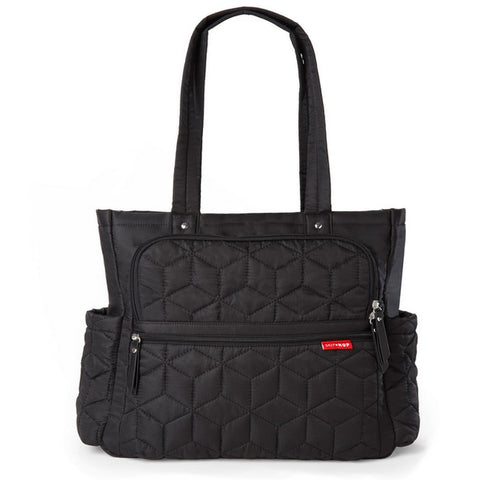 Forma Pack & Go Diaper Tote - Black