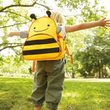 Zoo Packs Little Kids Backpacks - Bee