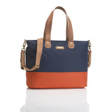Tote - Navy / Orange
