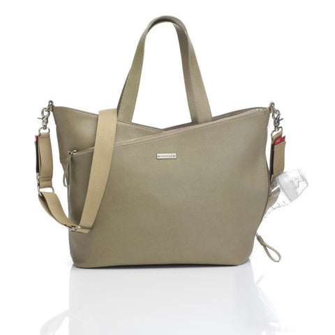 Lucinda Leather - Taupe