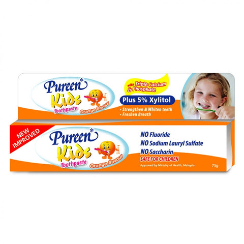 Pureen Kids Toothpaste 75g