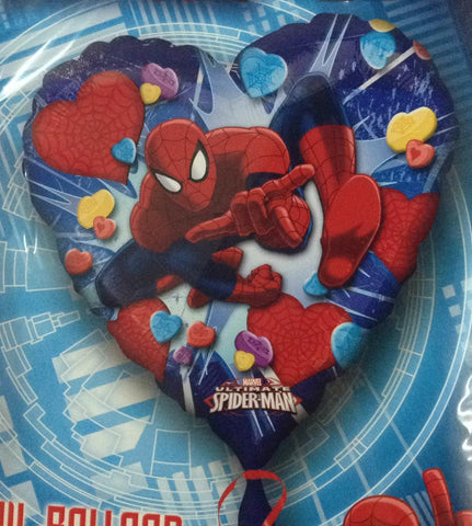 Marvel Ultimate Spiderman Foil