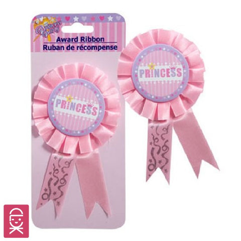 Award Ribbon ( Princess )