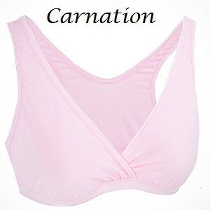 Autumnz - Sofia Nursing/Sleep Bra (Carnation)