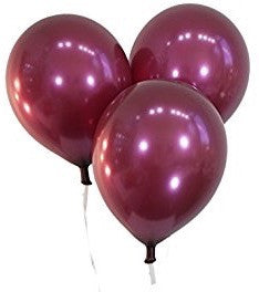 Latex Balloon - Burgundy