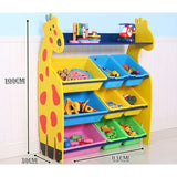 Giraffe Storage Rack
