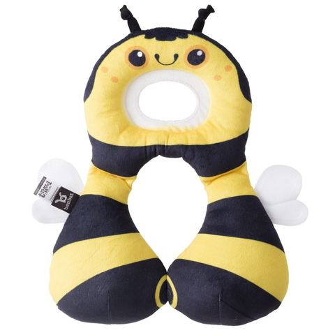Travel Friend Total Support Headrest - 1-4 years - Bee