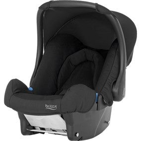 Britax Baby Safe Black Thunder with Adapter
