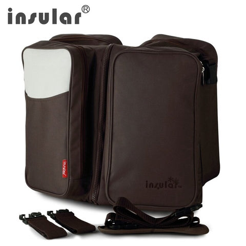 Insular Multifunction 2in1 Mummy Bag