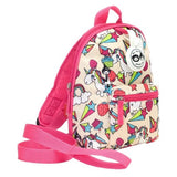 Babymel zip & zoe mini backpack +safety harness