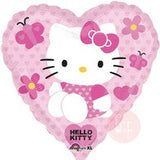 Hello Kitty Heart Shape Balloon