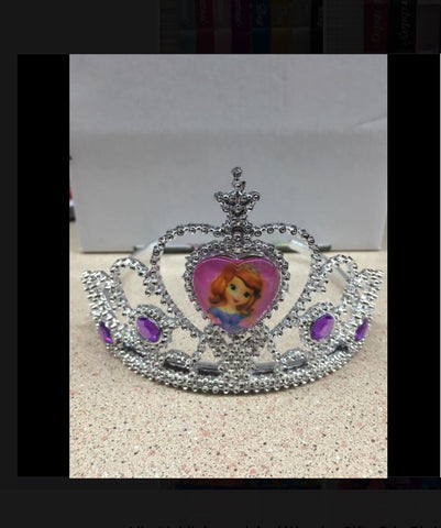 Crown sofia the first