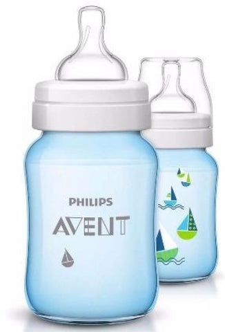Philips Avent Classic+ Feeding Bottles 260 ml/9oz