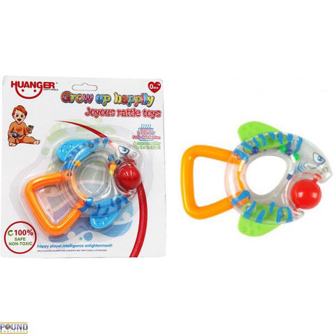 Huanger Happy Rattles - Baby Toys
