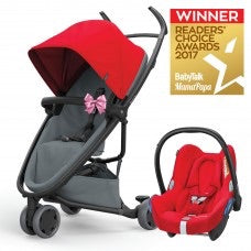 Quinny Zapp Flex Travel System