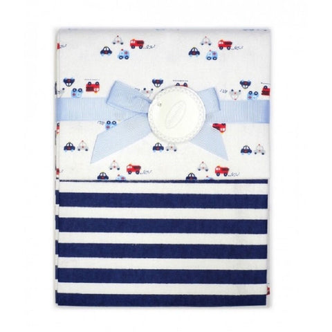 Autumnz - 2-pack Flannel Receiving Blanket