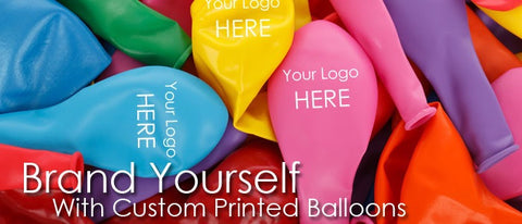 Latex Printed Balloon - 2 Sided