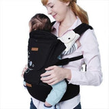 Ai-Mama Baby Carrier with Hip Seat