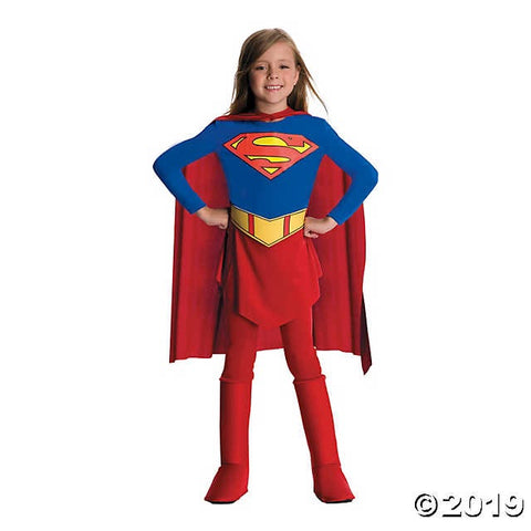 SUPER GIRLS KIDS COSTUMES
