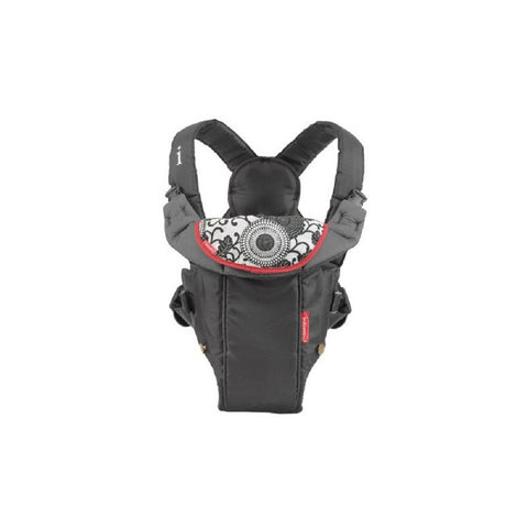 Infantino Swift Classic Baby Carrier 2 Carrying Positions Padded Straps 8-25lbs (3.5 - 11.3kg)