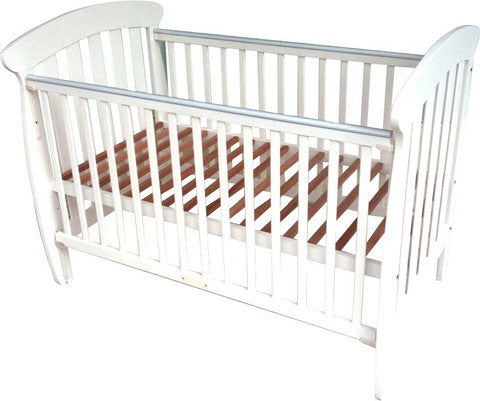 Majestic 4 IN 1 Baby Cot Bed 28