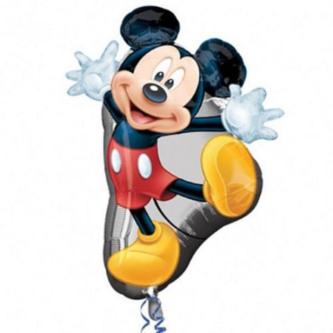 Mickey Mouse Full Body Supershape Foil Balloon